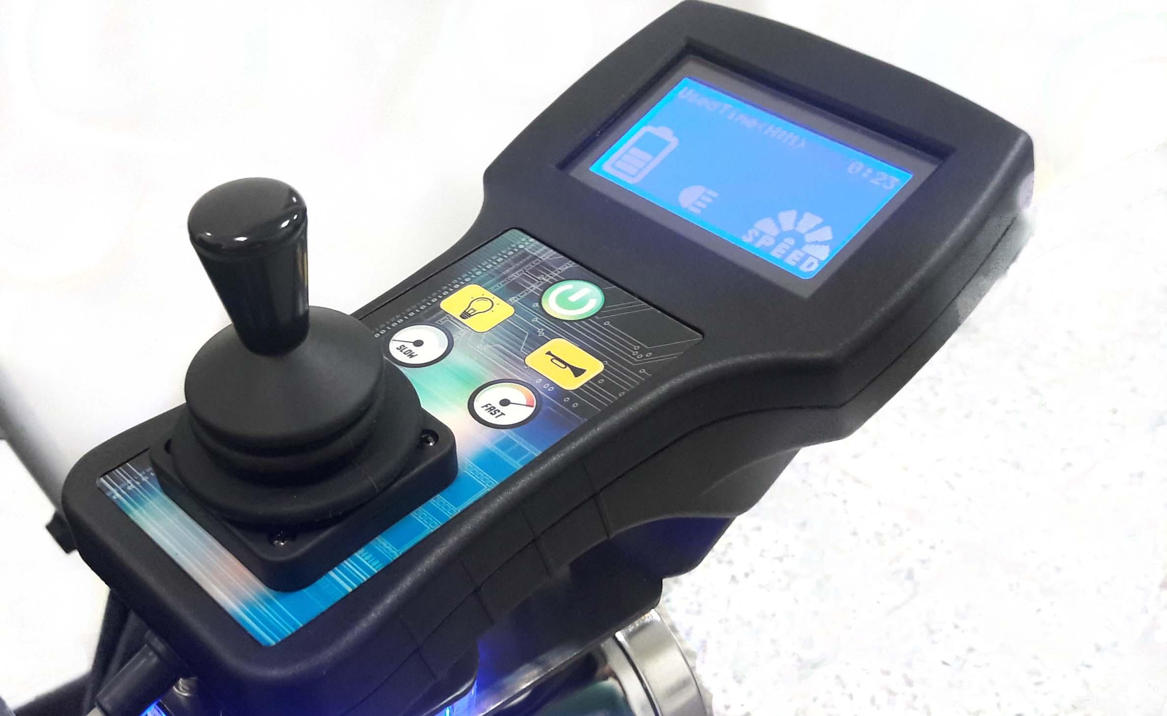 ARTECH Wheelchair Controller